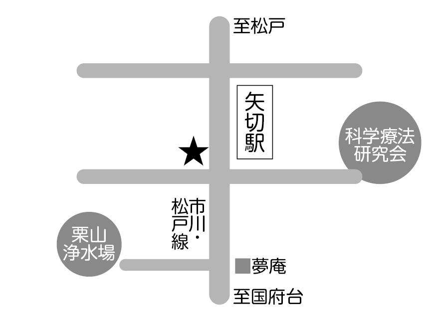 薬局マツモトキヨシ矢切店