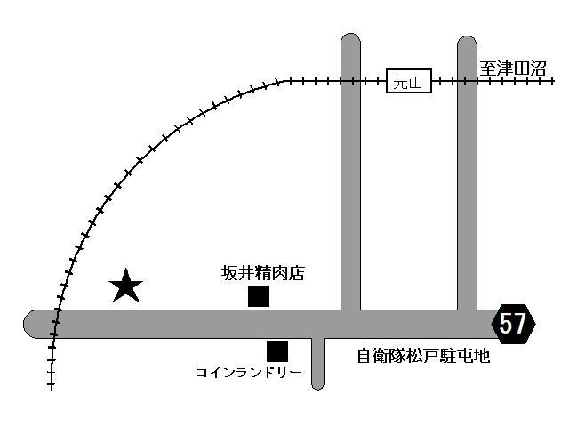 ウェルシア松戸元山店