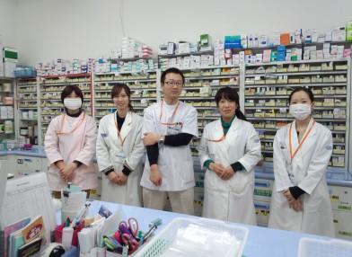 ウエルシア薬局松戸五香店