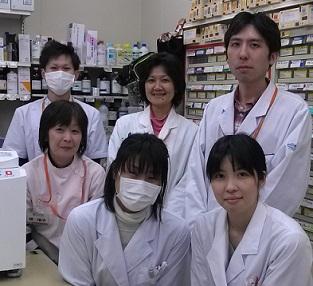 ウエルシア薬局松戸六高台店