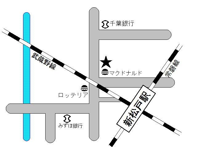薬局マツモトキヨシ新松戸駅前店