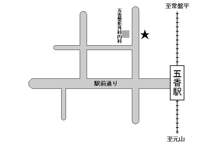 鈴木薬局松戸五香店