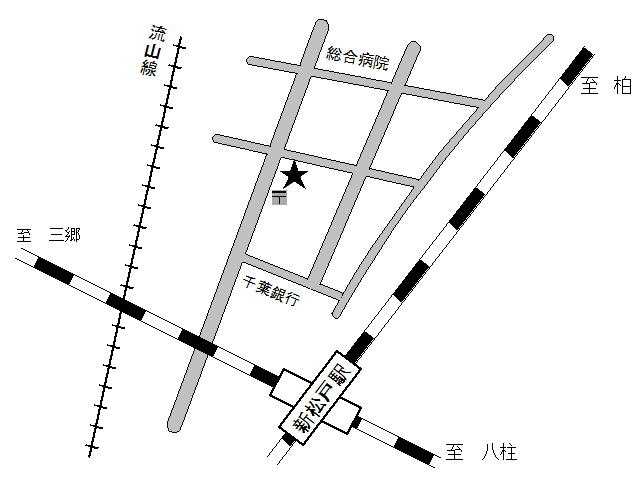くすりの福太郎新松戸駅前店